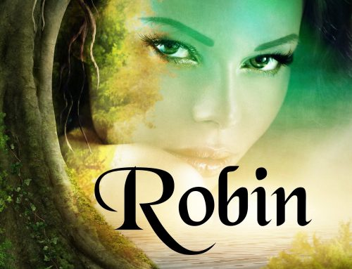 """Robin"" a supernatural middle-grade thriller"